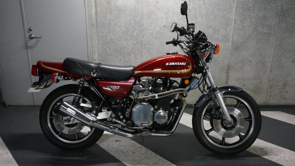 Z750Four
