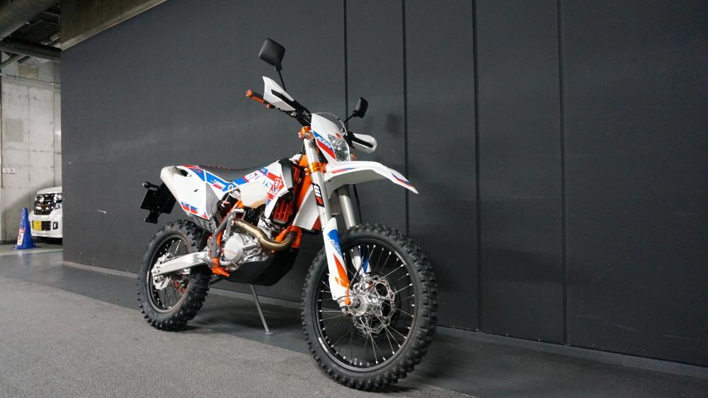 KTM 500EXC SIXDAYS