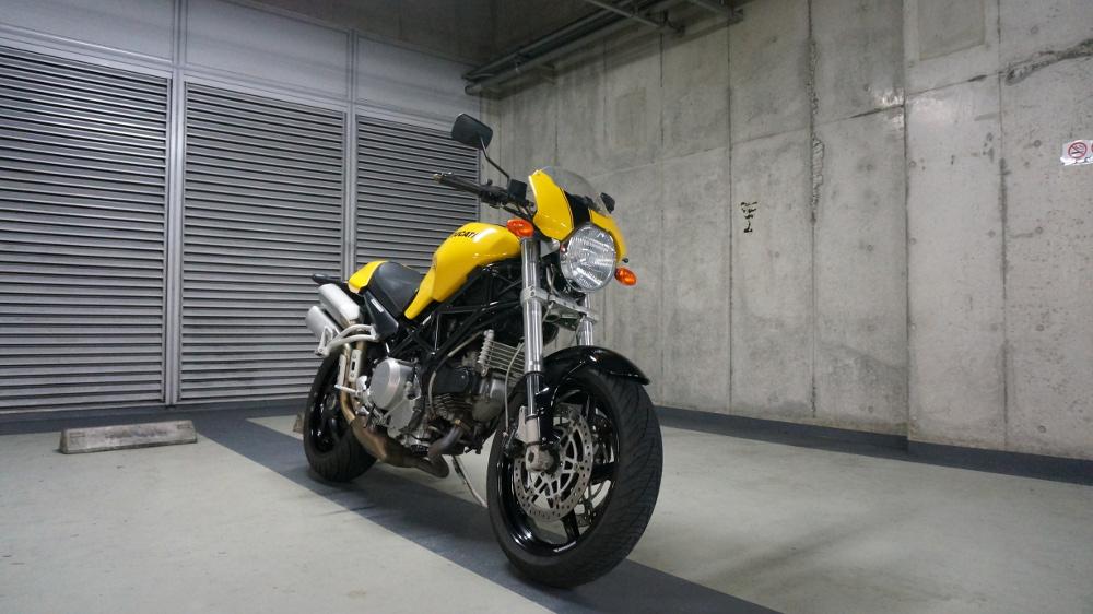 ドゥカティ モンスターS2R800