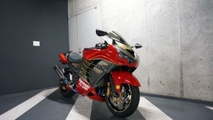 sanoさん カワサキ ZX-14R Ninja 30th Anversary LIMITED EDITION