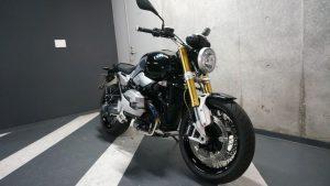 HIROさん BMW R NineT
