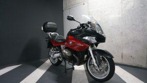 Xinさん BMW R1200ST